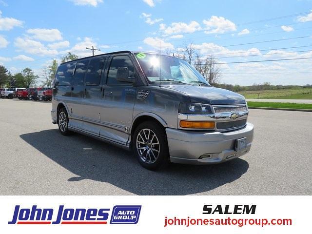 2014 Chevrolet Express 1500 4x2, Passenger Wagon #S1723M-1 - photo 1