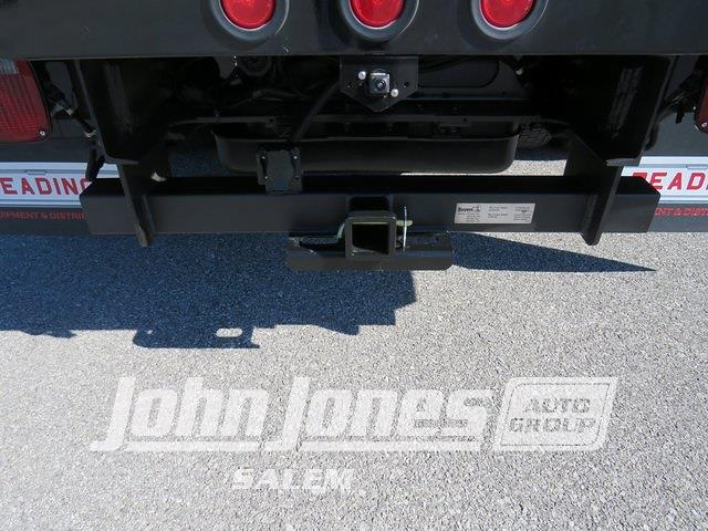 2021 Silverado 5500 Regular Cab DRW 4x2,  Blue Ridge Manufacturing (Freedom) Workhorse Platform Body #S1760M - photo 10