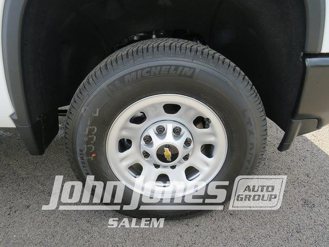 2021 Silverado 3500 Regular Cab 4x4,  Warner Truck Bodies Select Pro Service Body #S1771M - photo 12