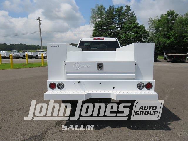 2021 Silverado 3500 Regular Cab 4x4,  Warner Truck Bodies Select Pro Service Body #S1771M - photo 14
