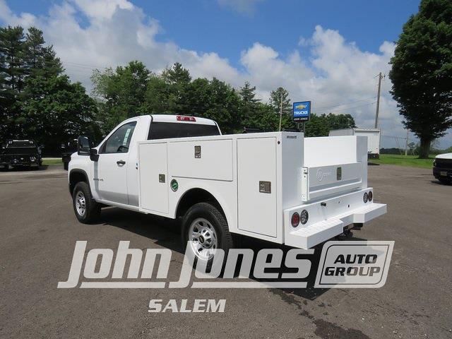 2021 Silverado 3500 Regular Cab 4x4,  Warner Truck Bodies Select Pro Service Body #S1771M - photo 15