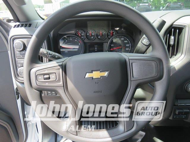 2021 Silverado 3500 Regular Cab 4x4,  Warner Truck Bodies Select Pro Service Body #S1771M - photo 17