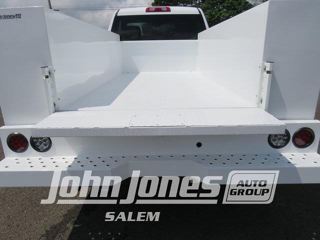 2021 Silverado 3500 Regular Cab 4x4,  Warner Truck Bodies Select Pro Service Body #S1771M - photo 10