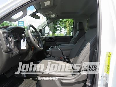 2021 Silverado 3500 Regular Cab 4x4,  Warner Truck Bodies Select Pro Service Body #S1771M - photo 9