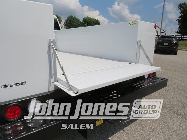 2021 Silverado 3500 Crew Cab 4x4,  Monroe Truck Equipment Service Body #S1797M - photo 11