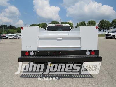 2021 Silverado 3500 Crew Cab 4x4,  Monroe Truck Equipment Service Body #S1797M - photo 15