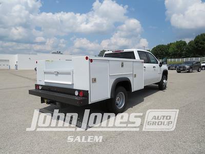 2021 Silverado 3500 Crew Cab 4x4,  Monroe Truck Equipment Service Body #S1797M - photo 2