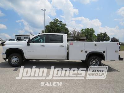 2021 Silverado 3500 Crew Cab 4x4,  Monroe Truck Equipment Service Body #S1797M - photo 3