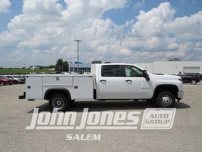2021 Silverado 3500 Crew Cab 4x4,  Monroe Truck Equipment Service Body #S1797M - photo 4