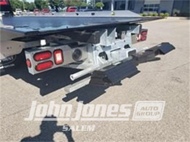 2019 Chevrolet Silverado Medium Duty Regular Cab DRW 4x4, Miller Industries Century Rollback Body #S1864K - photo 16