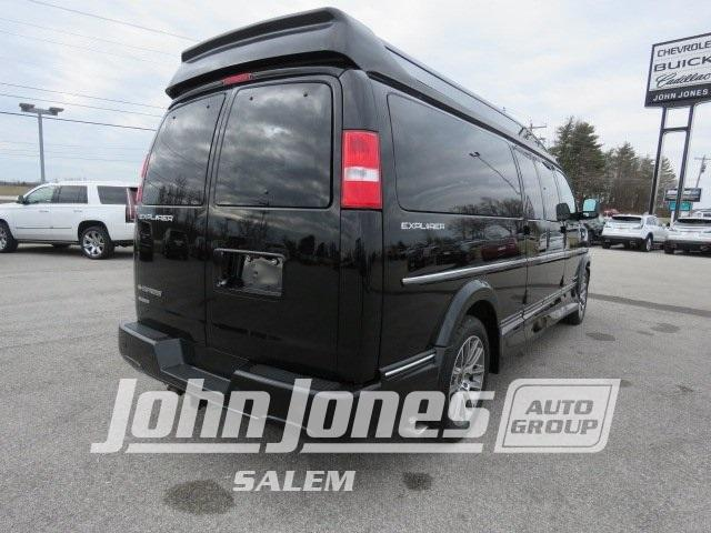 2020 Chevrolet Express 2500 4x2, Passenger Wagon #S1912L - photo 1