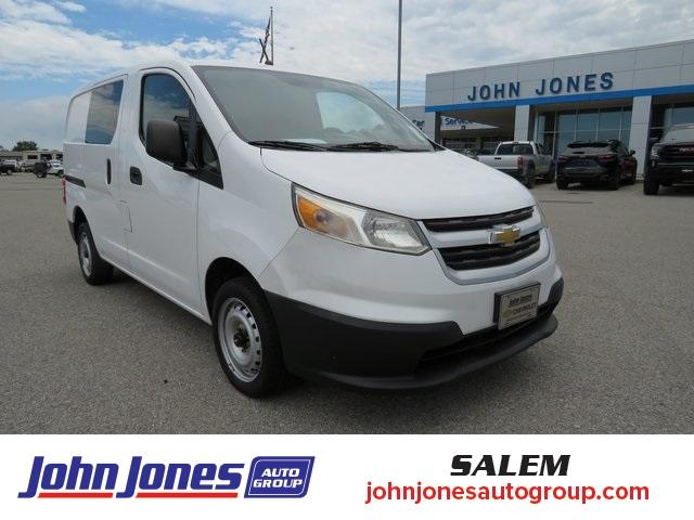 2015 Chevrolet City Express FWD, Empty Cargo Van #S04745 - photo 1