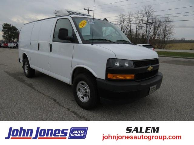 2020 Chevrolet Express 2500 RWD, Refrigerated Body #S04854 - photo 1