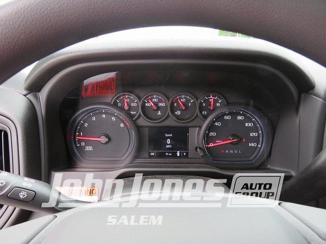 2021 Silverado 3500 Regular Cab 4x2, 9 FT SERVICE BODY #s1807M - photo 24