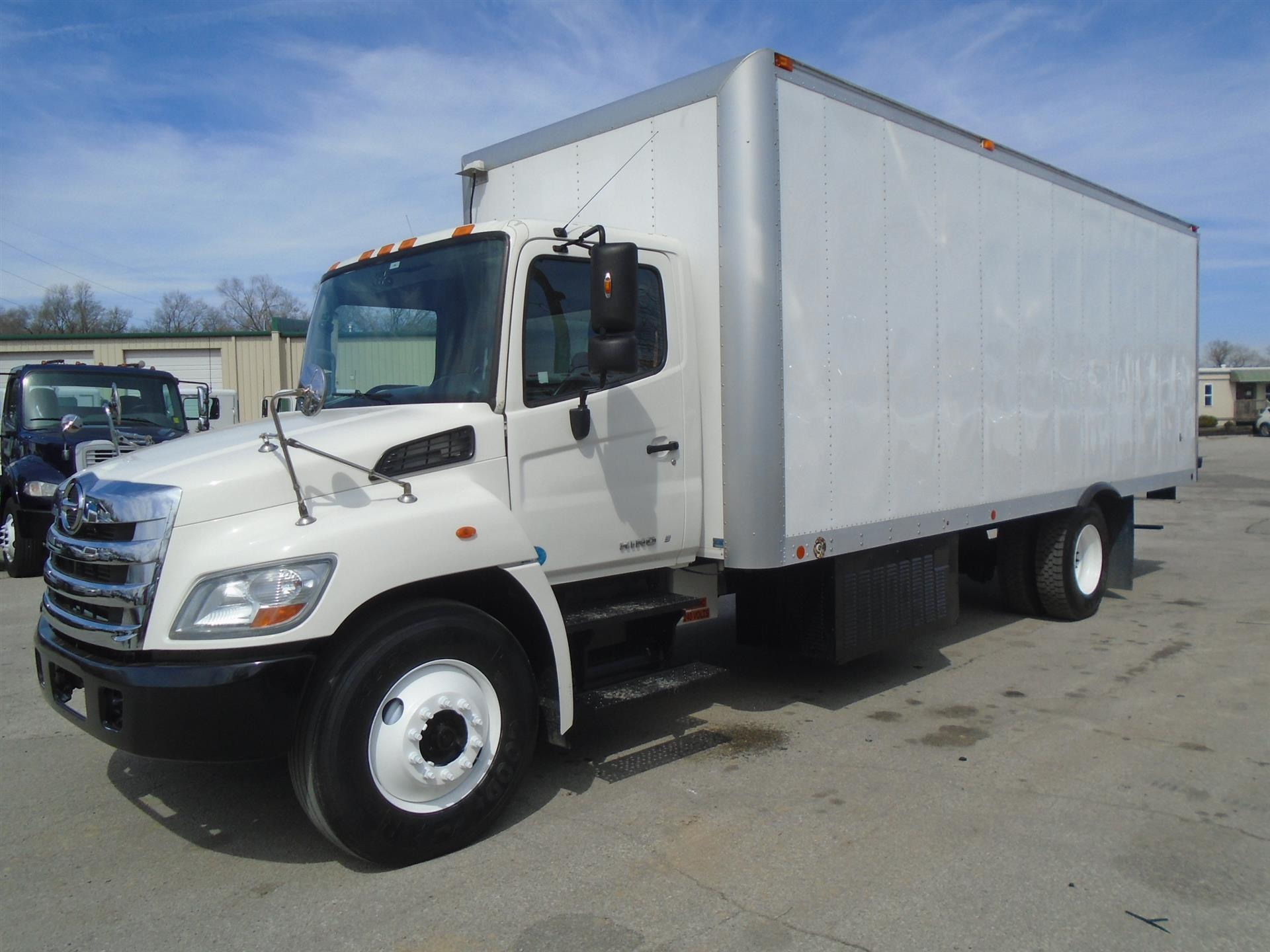 2013 Hino Truck, Hercules Refrigerated Body #429105 - photo 1