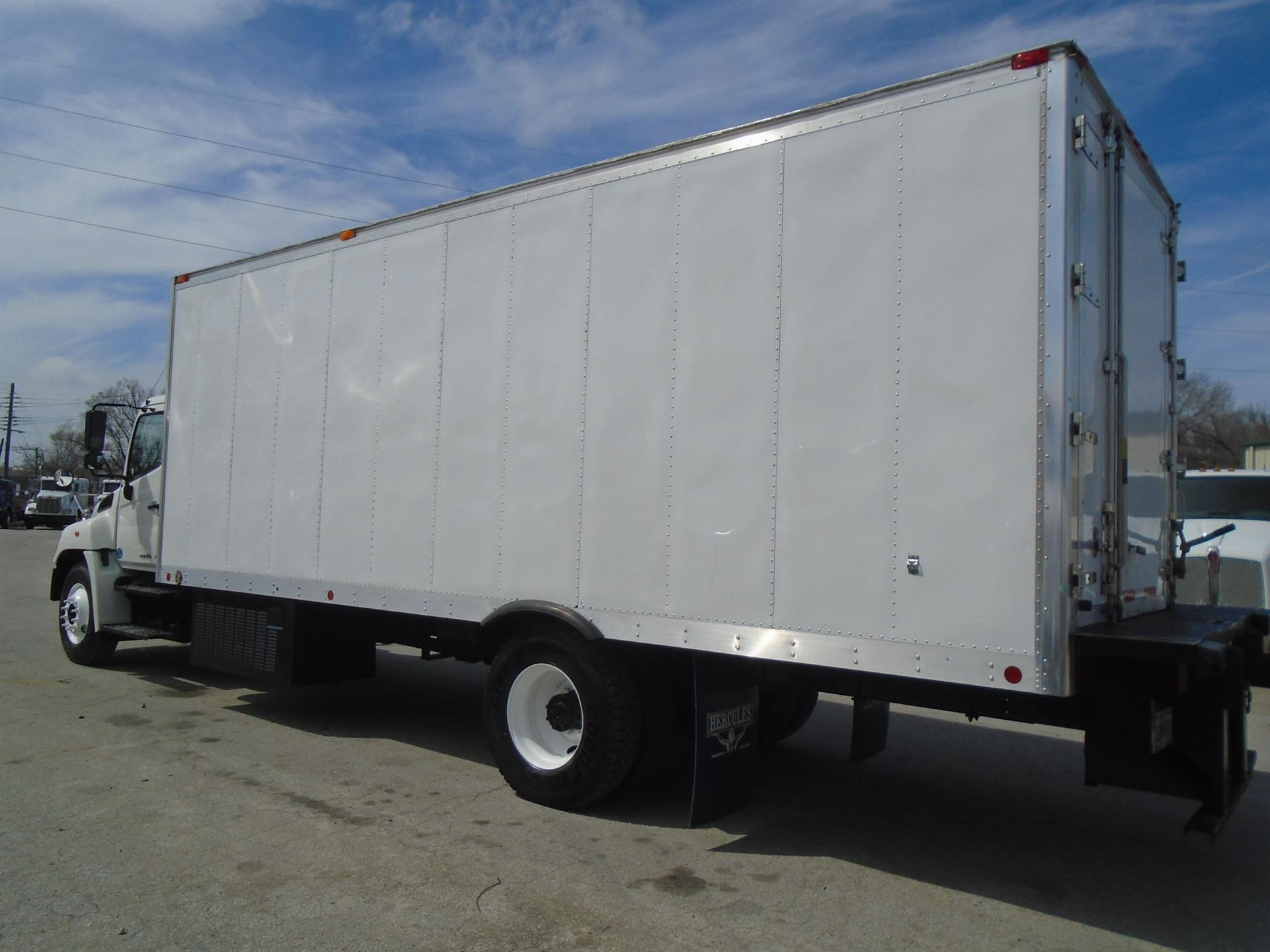 2013 Hino Truck, Hercules Refrigerated Body #429117 - photo 1