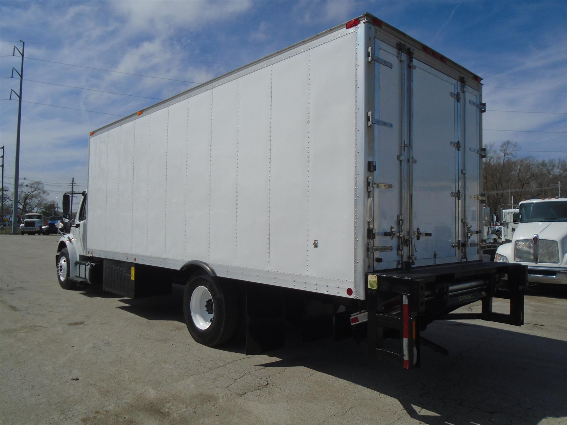 2014 Freightliner M2 106, Hercules Refrigerated Body #429223 - photo 1