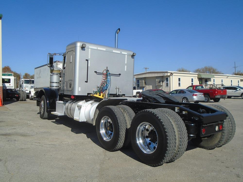 2014 Peterbilt 367 Sleeper Cab 6x4, Tractor #88572 - photo 1