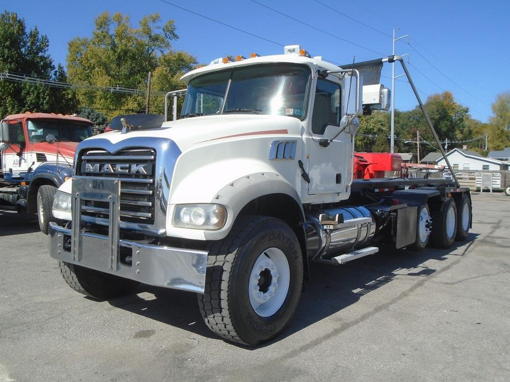 2013 Mack Granite, Galbreath Roll-Off Body #Unit #15622 - photo 1