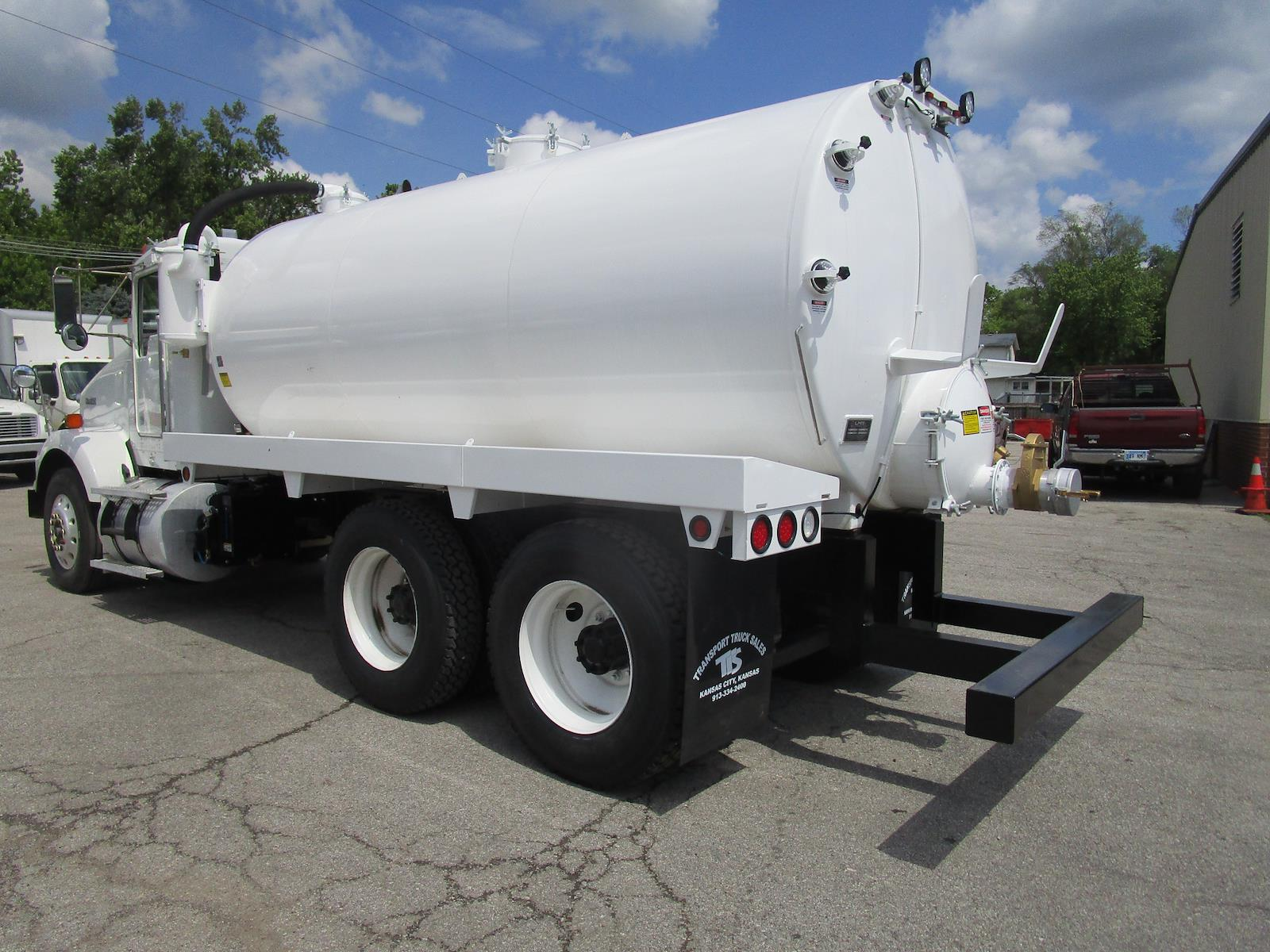 2012 Kenworth Truck Day Cab 6x4, 3400 Gallon  Steel Vacuum Tank #VAC-33501 - photo 1