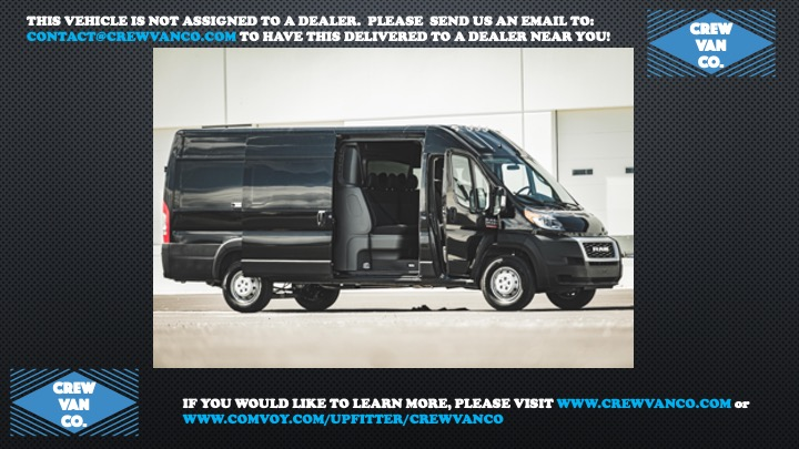2020 Ram ProMaster 3500 High Roof, Crew Cabin Conversion #CVC178 - photo 1