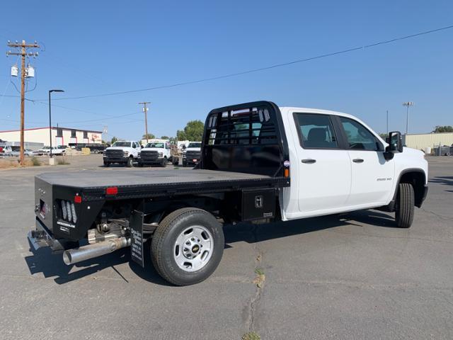 2020 Chevrolet Silverado 2500 Crew Cab 4x4, CM Truck Beds Platform Body #8XC20144 - photo 1
