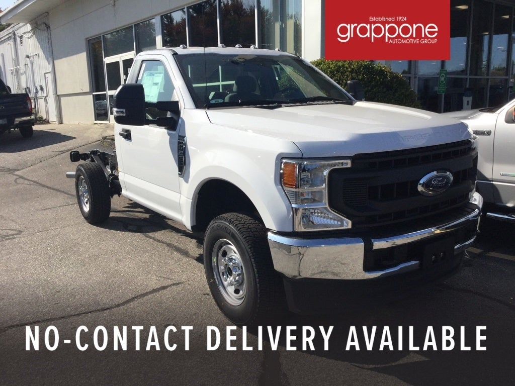 2020 Ford F-250 Regular Cab 4x4, Cab Chassis #FH0640 - photo 1