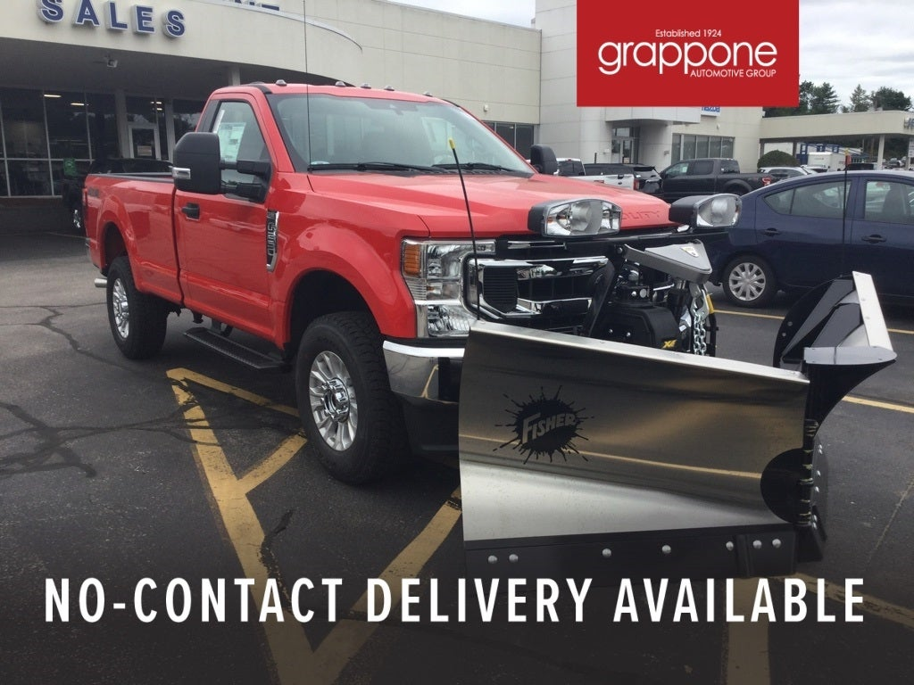 2020 Ford F-250 Regular Cab 4x4, Fisher Pickup #FH0680 - photo 1