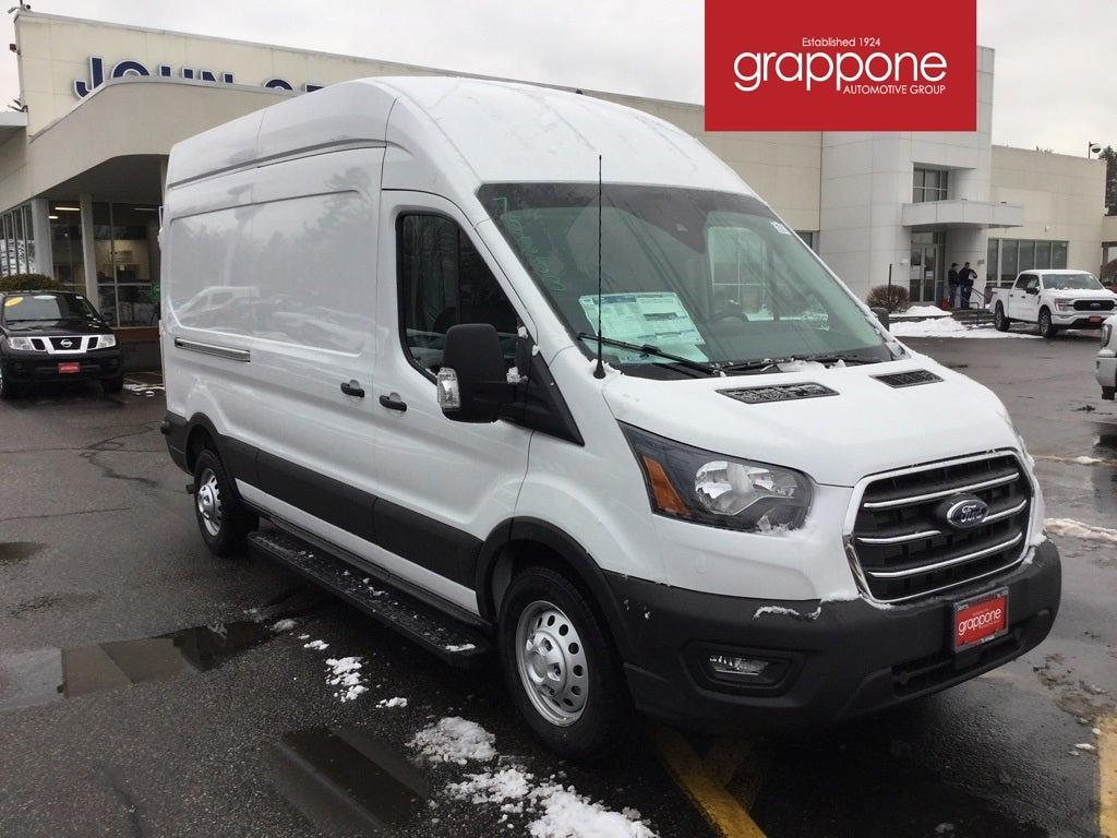 2020 Ford Transit 250 High Roof AWD, Ranger Design Upfitted Cargo Van #FH0835 - photo 1