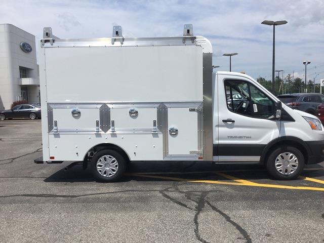 2021 Ford Transit 350 4x2, Dejana Service Utility Van #FJ0383 - photo 1