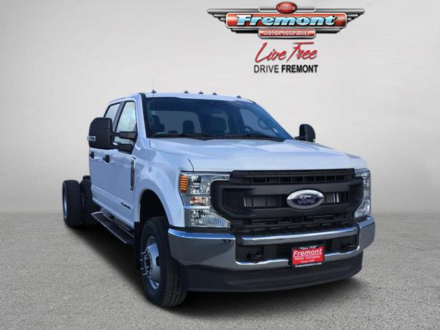 2020 Ford F-350 Crew Cab DRW 4x4, Cab Chassis #1XF20323 - photo 1
