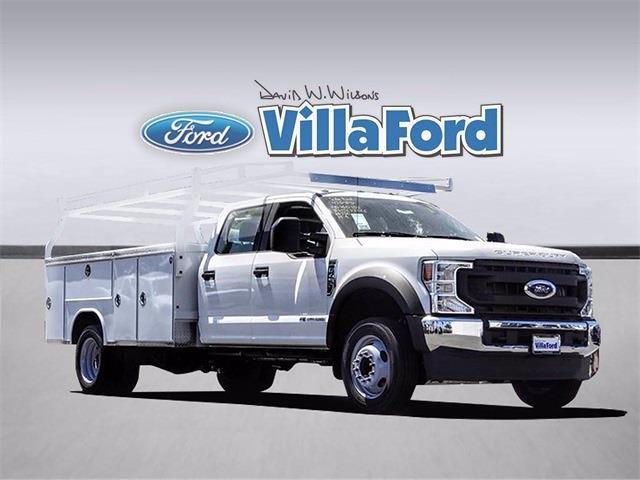 2021 Ford F-450 Crew Cab DRW 4x2, Royal Truck Body Service Body #00210692 - photo 1