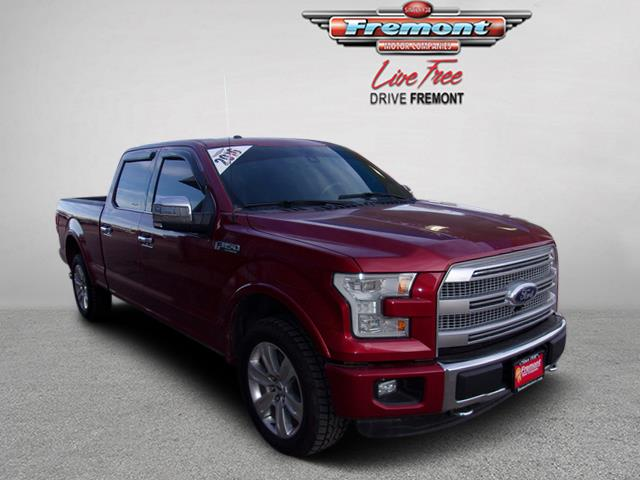 2016 Ford F-150 SuperCrew Cab 4x4, Pickup #10F20081A1 - photo 1