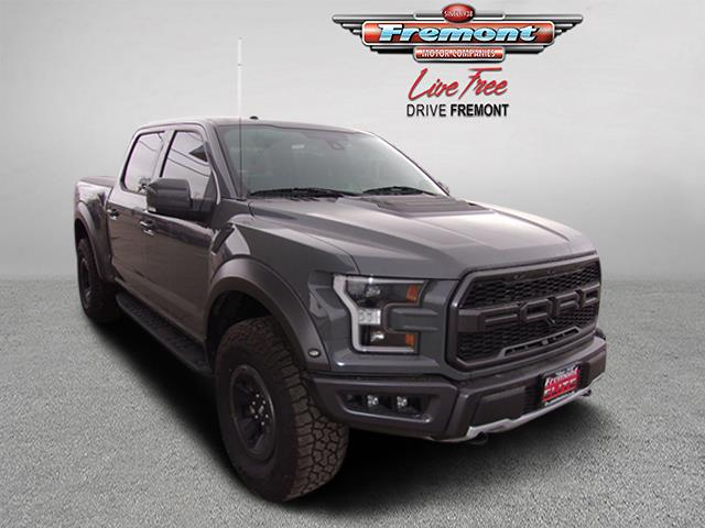 2018 Ford F-150 SuperCrew Cab 4x4, Pickup #1M20387 - photo 1