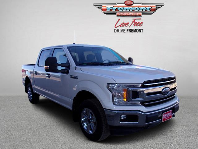 2018 Ford F-150 SuperCrew Cab 4x4, Pickup #1M20419 - photo 1