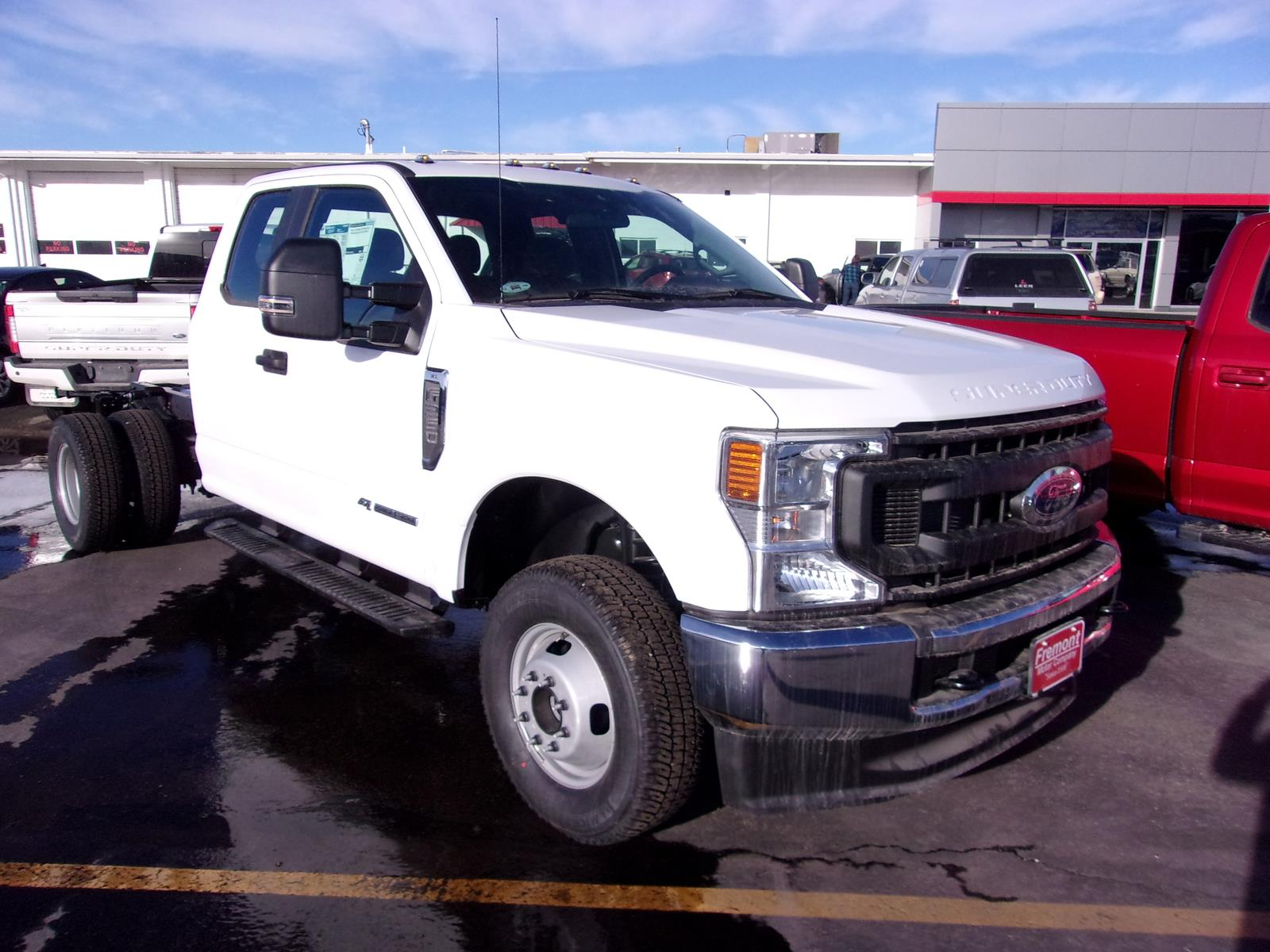 2020 Ford F-350 Super Cab DRW 4x4, Cab Chassis #4F20145 - photo 1