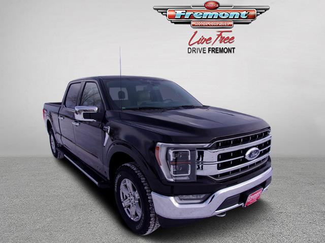 2021 Ford F-150 SuperCrew Cab 4x4, Pickup #4F21010 - photo 1