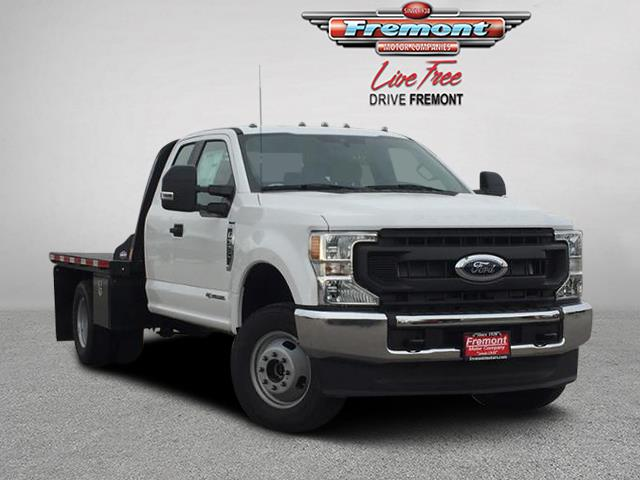 2020 Ford F-350 Super Cab DRW 4x4, CM Truck Beds Platform Body #10F20203 - photo 1