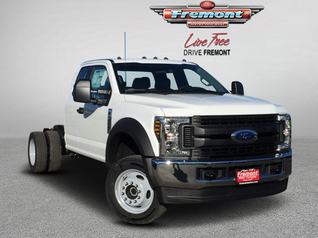 2019 Ford F-550 Super Cab DRW 4x4, Cab Chassis #10XF9053 - photo 1