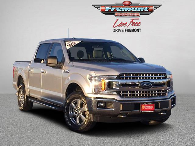 2018 Ford F-150 SuperCrew Cab 4x4, Pickup #1M20415 - photo 1