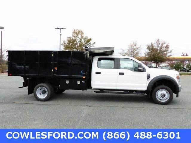 2020 Ford F-450 Crew Cab DRW 4x4, Landscape Dump #201533 - photo 1