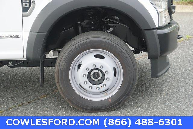 2021 Ford F-450 Crew Cab DRW 4x4, Cab Chassis #210126 - photo 1