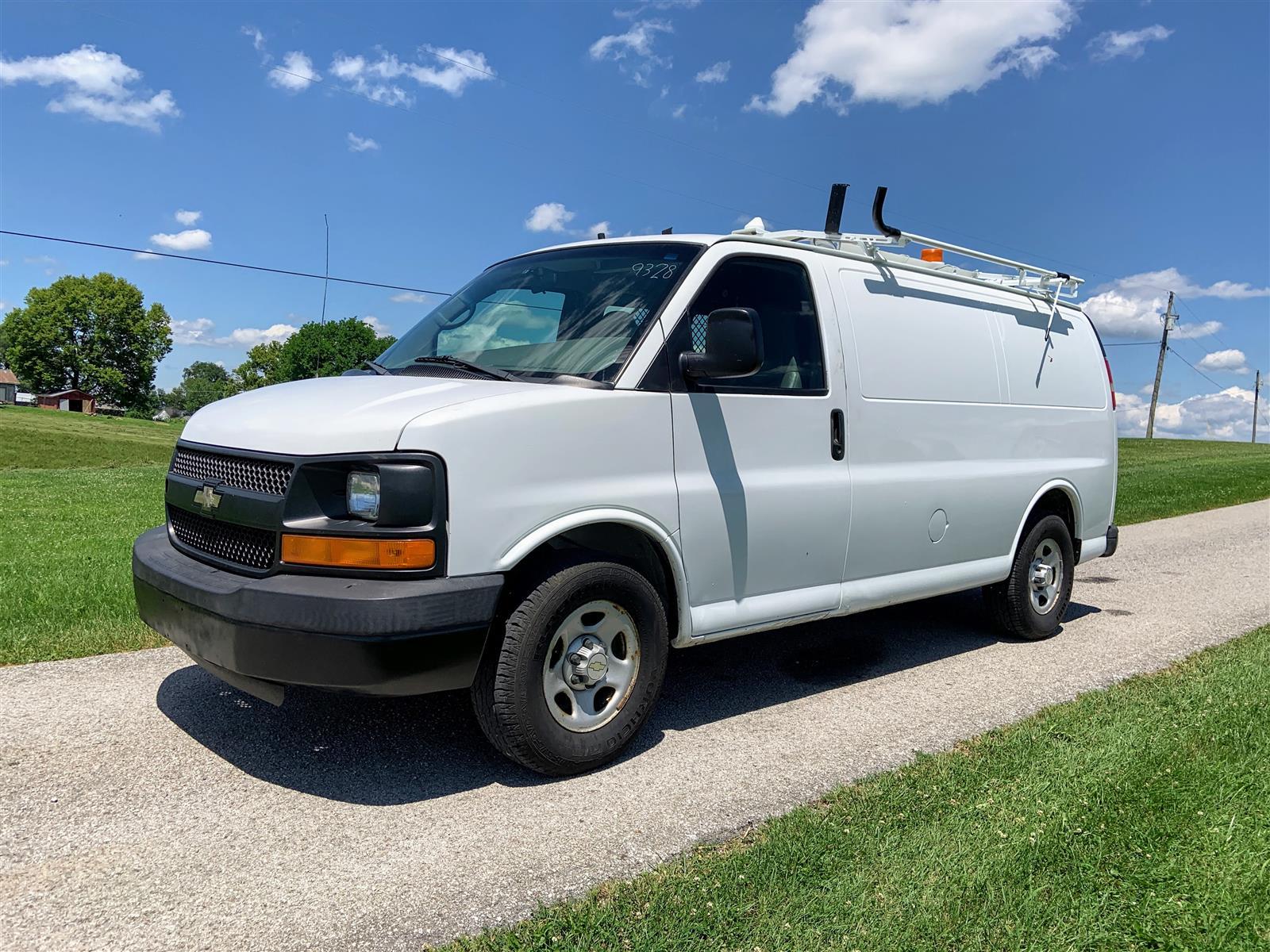 2006 Chevrolet Express 1500 4x2, Upfitted Cargo Van #9328 - photo 1