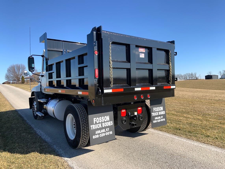 2015 Mack CXU612, Dump Body #9339 - photo 1