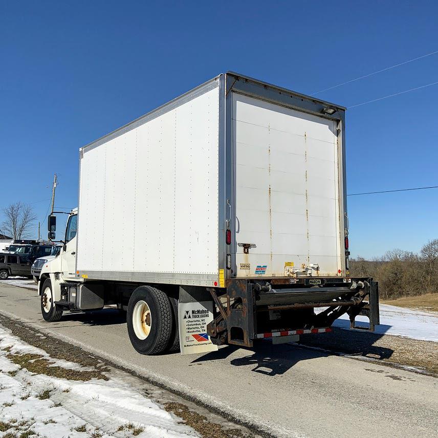2015 Hino Truck 4x2, Dry Freight #9389 - photo 1