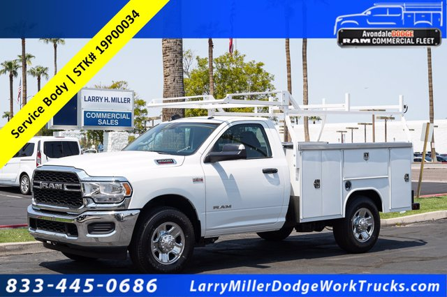 2019 Ram 2500 Regular Cab 4x2, Harbor Service Body #19P00034 - photo 1