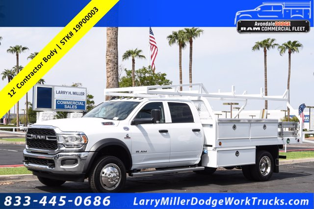 2019 Ram 4500 Crew Cab DRW RWD, Royal Contractor Body #19P00003 - photo 1
