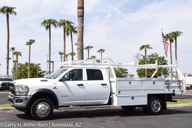 2019 Ram 4500 Crew Cab DRW RWD, Royal Contractor Body #19P00003 - photo 3