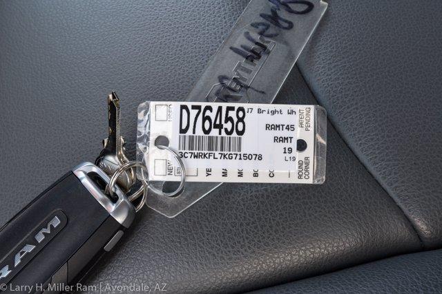 2019 Ram 4500 Crew Cab DRW RWD, Milron Contractor Body #19P00007 - photo 33