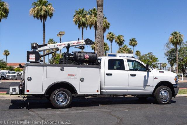 2019 Ram 3500 Crew Cab DRW 4x4, Reading Master Mechanic HD Crane Crane Body #19P00009 - photo 15